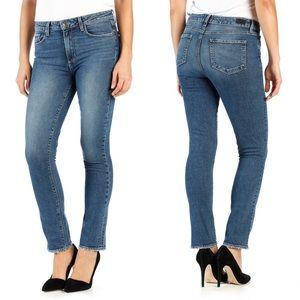 PAIGE   Julia High Waist Straight Leg Jeans Sz 25
